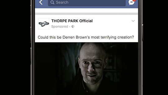 Thorpe Park – Alone in the Dark Social