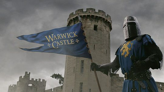 Warwick Castle – Invasion
